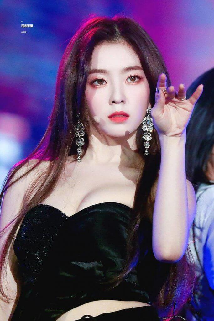 Daily Outfit Helps Irene Red Velvet Become More Beautiful Connection Stars